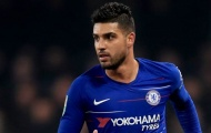 Chelsea thở phào trước cập nhật chấn thương của Emerson