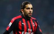 Hậu vệ thất sủng của AC Milan chuẩn bị gia nhập CLB vô địch C1