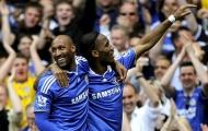 """Lukaku tiết lộ: """"2 sao Chelsea đó là thần tượng của tôi"""""""