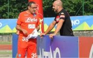'Tôi rất hạnh phúc với quãng thời gian làm việc cùng Sarri ở Napoli'