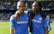 """Lukaku: """"Vừa đến Chelsea, Drogba đã yêu cầu tôi làm điều đó"""""""