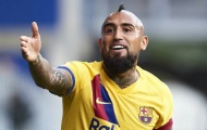 Vidal: 'Được chơi cho câu lạc bộ đó thực sự là một giấc mơ'