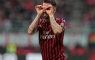 Sang Sevilla, cựu sao Liverpool gửi lời cảm ơn đến AC Milan