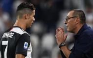 """""""Đó là Juventus của Ronaldo, không phải của Sarri!"""""""