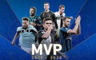 CHÍNH THỨC: Đánh bại Ronaldo, Dybala trở thành cầu thủ xuất sắc nhất Serie A 2019-20