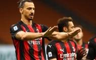 Vì 1 triệu euro, Ibrahimovic và Milan chưa thể gia hạn hợp đồng