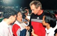 Những khoảnh khắc đáng nhớ của HLV Alfred Riedl với bóng đá Việt Nam