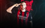 CHÍNH THỨC: AC Milan đưa 'đối tác của Ibrahimovic' trở lại San Siro