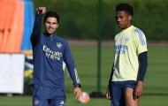 Chạm trán Leeds, Mikel Arteta sẽ trao cơ hội cho 'báu vật' Arsenal?