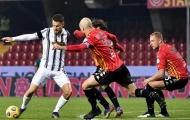 Juventus mất điểm trước tân binh, Danilo chỉ ra vấn đề