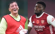 Paul Merson hiến kế cho Arsenal sử dụng Ozil và Partey
