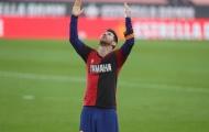 CHÍNH THỨC: Tri ân Maradona, Messi nhận án phạt từ RFEF