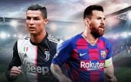 Trước 'đại chiến' với Messi, Pirlo muốn Ronaldo làm 1 việc