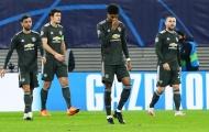 Từ Man Utd đến Inter Milan: 4 đội bóng gây thất vọng nhất Champions League 2020-21