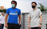 'Phản bội' Inter, Conte nhận thông điệp đanh thép từ Chủ tịch