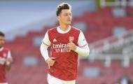 Edu Gaspar xác nhận, tương lai của Ozil tại Arsenal đã rõ?