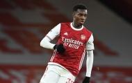 Sao trẻ Arsenal khẳng định sẵn sàng thi đấu thay Lacazette