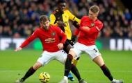 Luke Shaw chỉ ra quan điểm sai lệch của McTominay về Man Utd