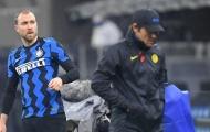 Eriksen và 6 cái tên bị Inter 'đẩy ra đường' trong tháng 1/2021