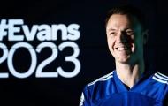 CHÍNH THỨC: Leicester 'trói chân' thành công cựu sao Man Utd