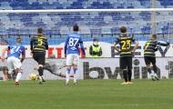 'Tội đồ' Alexis Sanchez khiến Inter đứt mạch 8 trận toàn thắng