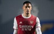 Rời Arsenal, sao trẻ tiết lộ lời nói phũ phàng của Arteta