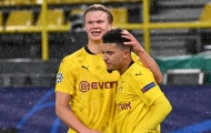 Sancho 'ngăn cản' Man Utd chiêu mộ Haaland