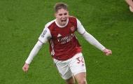 Thua cuộc, HLV Newcastle nhận xét 'trung thực' về viên ngọc quý của Arsenal