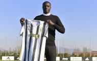 CHÍNH THỨC: 'Đồng hương của Pogba' gia nhập Juventus
