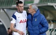 XONG! Mourinho lên tiếng, tương lai Gareth Bale sáng tỏ