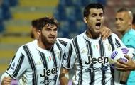 CHÍNH THỨC: Juventus cùng lúc chia tay 2 'kẻ thất sủng'