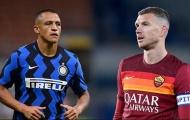 Vì sát thủ Roma, Inter bất ngờ dùng Sanchez làm 'vật tế thần'