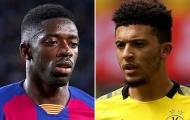 Man Utd đã tìm ra phương án thay thế Jadon Sancho
