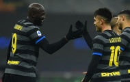 'Song sát' Lu-La lập công, Inter đại thắng trên sân nhà