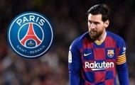 Di Maria lên tiếng về việc Messi cập bến PSG