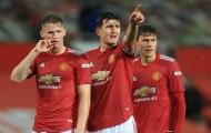 Chỉ cần 36 triệu bảng, Man Utd sẽ tìm ra 'người thừa kế' Maguire