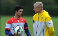Nhìn Arteta, NHM Arsenal mới nhận ra đóng góp to lớn của Wenger