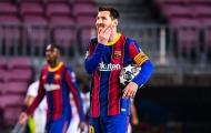 Thua thảm PSG, Messi 'bật luôn công tắc gật đầu' với Man City