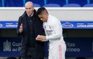 'Tôi sẽ rất lo lắng nếu Zidane ra sân vào ngày mai'
