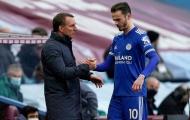 Được Maddison tiếp lửa, Leicester vẫn gục ngã ở Europa League
