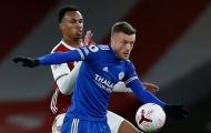 Brendan Rodgers nhắc nhở Arsenal về sự nguy hiểm của Jamie Vardy