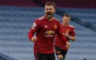 Bi kịch của người từng được Man Utd nhắm đến để thay Luke Shaw