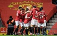 Man Utd bị 'kéo trở lại mặt đất' sau chiến thắng trước West Ham