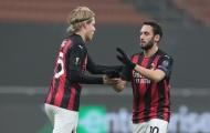 XONG! Rõ thực hư chuyện 'Kaka 2.0' bị cô lập ở AC Milan