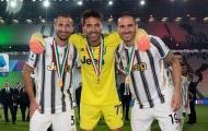 XONG! 'Công thần 16 năm' nói rõ tương lai tại Juventus