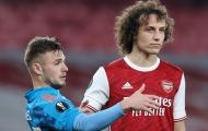 Bị Arsenal 'dứt tình', David Luiz có ngay bến đỗ mới
