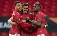 Người cũ 'dội gáo nước lạnh' vào tham vọng của Man Utd