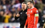 CHÍNH THỨC! Ryan Giggs nhận cái kết đắng ở ĐTQG xứ Wales