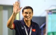 """""""Bố"""" Chung là HLV xuất sắc nhất Việt Nam 2017"""