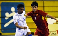 Thua ngược Malaysia, ĐT Futsal Việt Nam ra quân thất vọng tại VCK châu Á